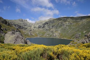 Sierra de Gredos. Laguna Duque.(Avila)