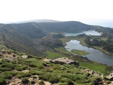Espacio Natural de las Lagunas Glaciares de Neila - Lagunas Larga y Negra- Burgos