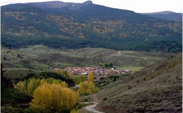 Espacio Natural de las Lagunas Glaciares de Neila - Burgos