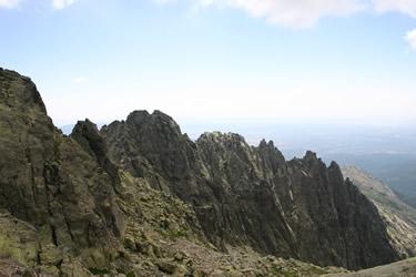 Sierra de Gredos. Los Galayos. (Avila)