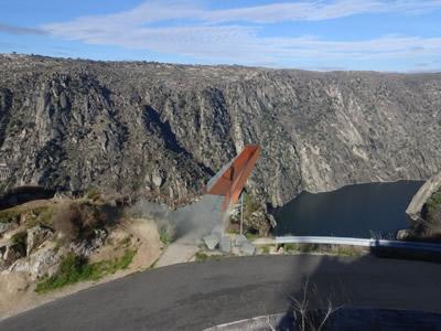 Sale a licitación la construcción del mirador de Aldeadávila, un nuevo atractivo en Arribes Duero