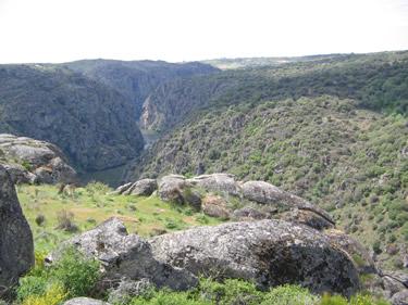 Mirador Peña Redonda - Arribes del Duero - Zamora