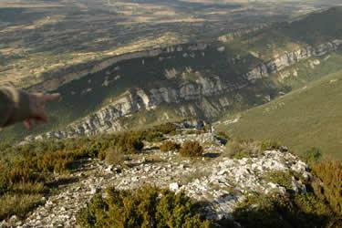Espacio Natural Montes Obarenes - San Zadornil Cuerda Revillanos (Burgos)