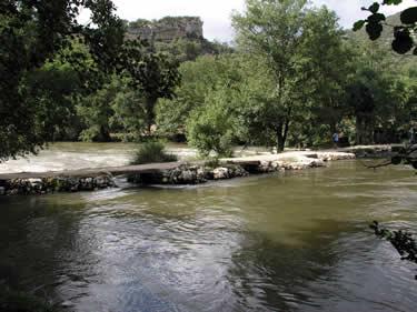 Espacio Natural Montes Obarenes - San Zadornil - El Ebro - Portón (Burgos)
