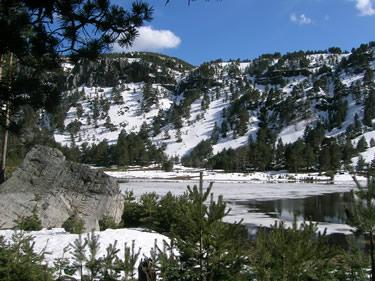 Espacio Natural de las Lagunas Glaciares de Neila - Laguna de la Cascada - Burgos