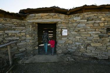 Centro del Lobo Ibérico de Castilla y León - Félix Rodríguez de la Fuente. Observatorio Chiviteras