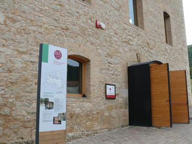 Casa del Parque de Oña (Burgos)