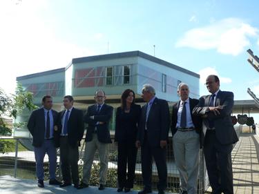 Inauguración Centro del Cangrejo de Río