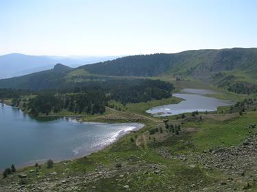 Panoramica Lagunas de Neila