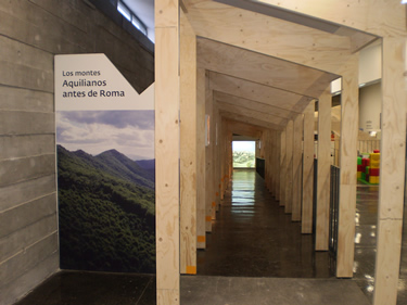 Casa del Parque de las Medulas - León