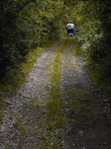 Sendero de la Vuelta por Valdenubla