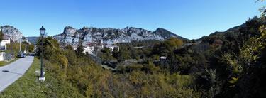 Sendero de San Zadornil