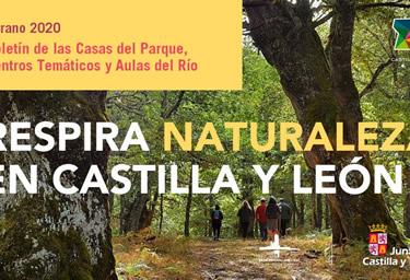 """""""Respira Naturaleza"""" la propuesta de las Casas del Parque para este verano"""