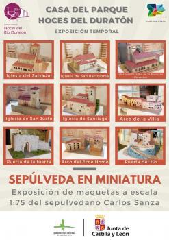 Sepúlveda en miniatura