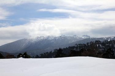 "Siete Picos - Parque Nacional ""Sierra de Guadarrama"""