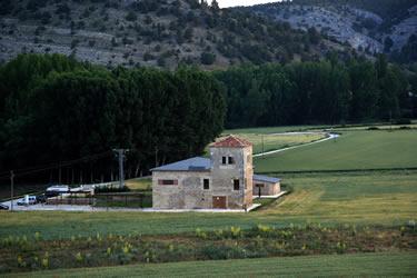 Casa del Parque del Sabinar de Calatañazor - Soria