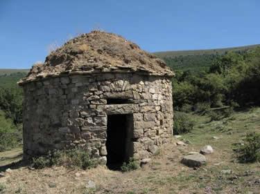 Una taina en el Acebal de Garagüeta (Soria)