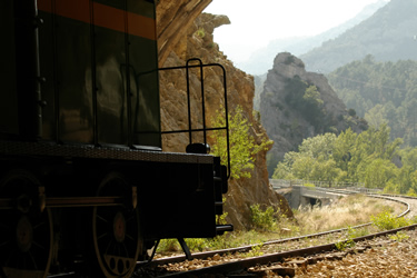 Espacio Natural Montes Obarenes - San Zadornil Tren Trespaderne - Burgos