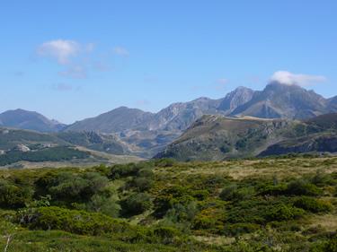 Valle de Valdeburon - Picos de Europa
