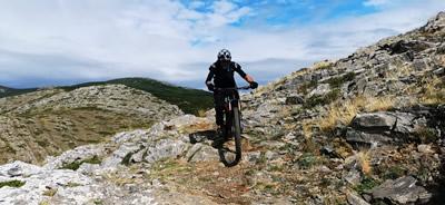 León acogerá un centro homologado, para la práctica de mountain bike, con más de 320 km de rutas.